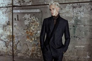 Simons Designer Autumn/Winter 2016 Men's Lookbook