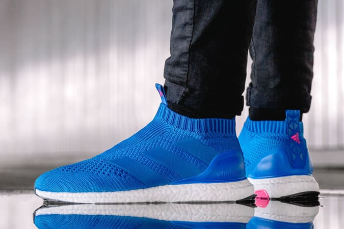 Adidas Adds Football-Runner Hybrid To The 'Blue Blast' Roster