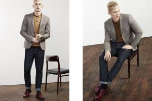 River Island Tailoring Spring/Summer 2017 Advertising Campaign