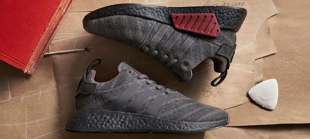 Adidas Teams Up With A Savile Row Tailor For Its Latest Sneaker Collab