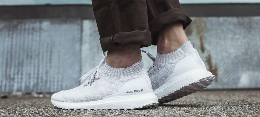 cc2b9e1a750 A First Look At The Adidas ultraBOOST Uncaged Triple White 2.0 ...