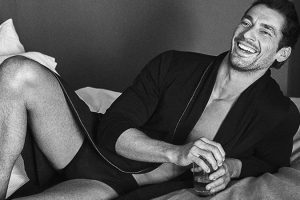 David Gandy Reveals The Grooming Routine He Swears By