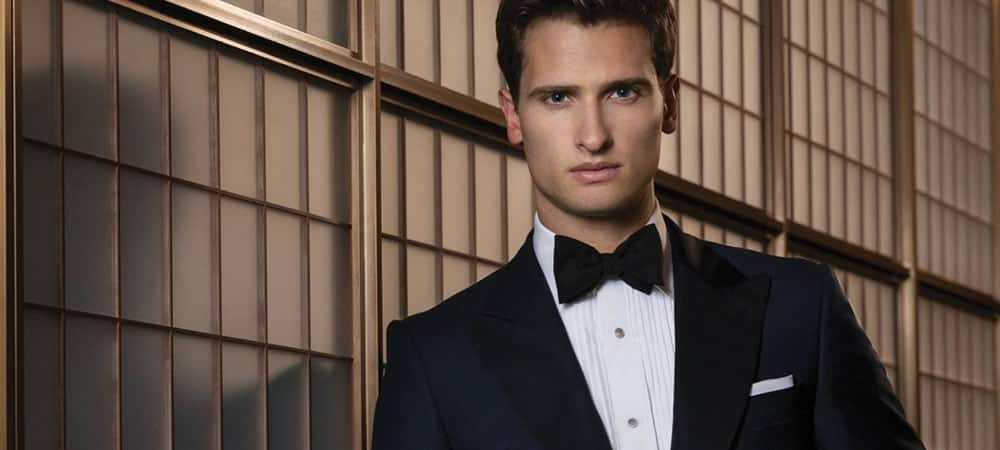 94b5d673f6c The Best Black Tie Dress Code Guide You ll Ever Read. Men s Style
