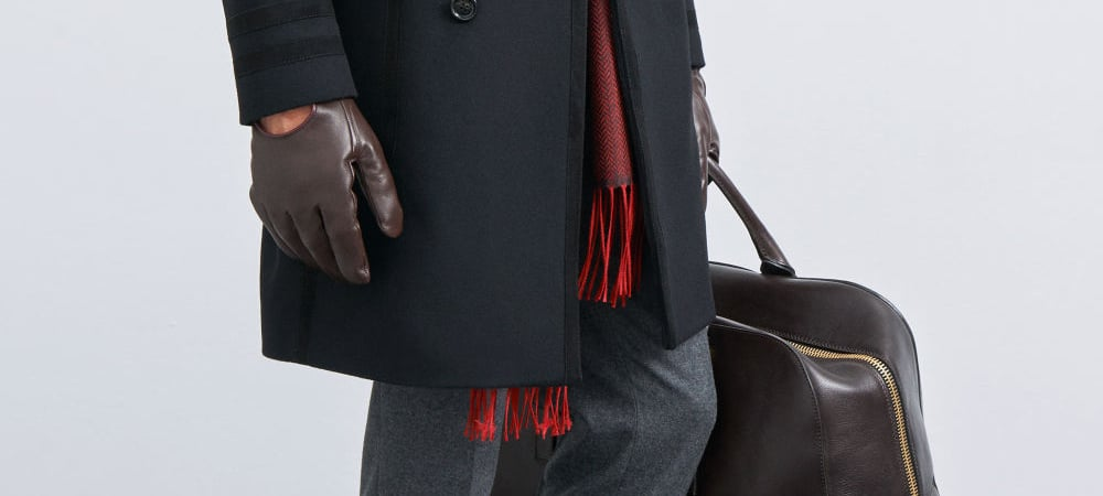 The 8 Winter Accessories Every Stylish Man Should Own
