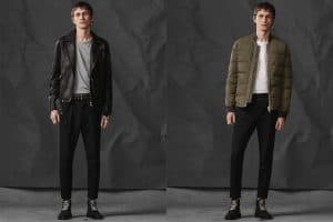 AllSaints January 2018 Men's Lookbook