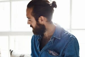The Man Bun Guide: What Is It & How Do You Wear It?