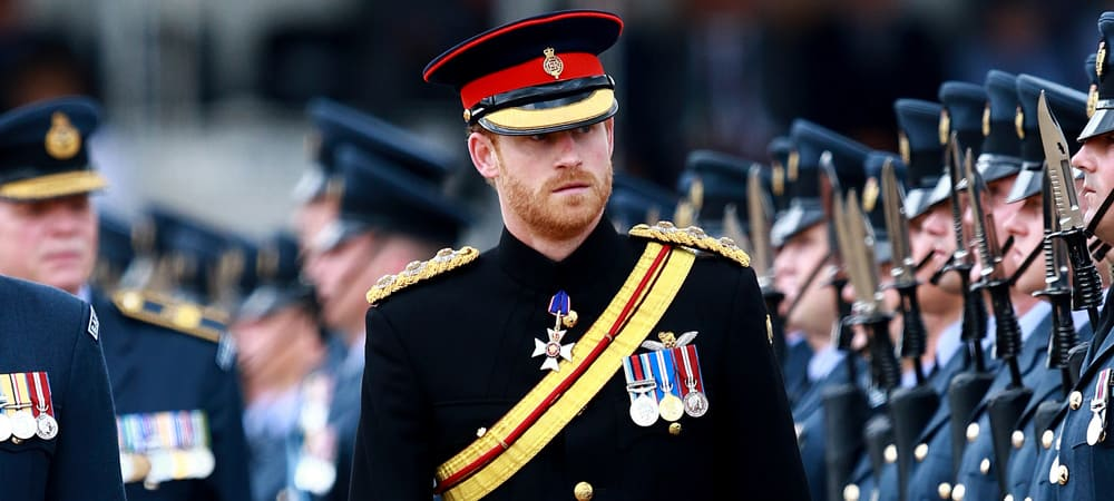 What Will Prince Harry Wear To The Royal Wedding?