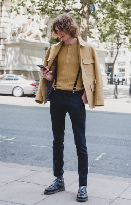 Street Style Gallery: London Fashion Week Men's SS19