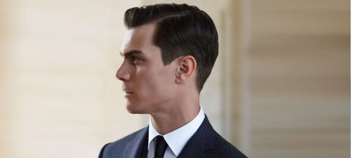 Side Part Hairstyles: How To Get A Barbershop Finish