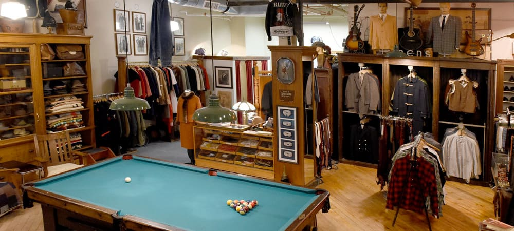 The Best Vintage Clothing Shops For Men, Anywhere