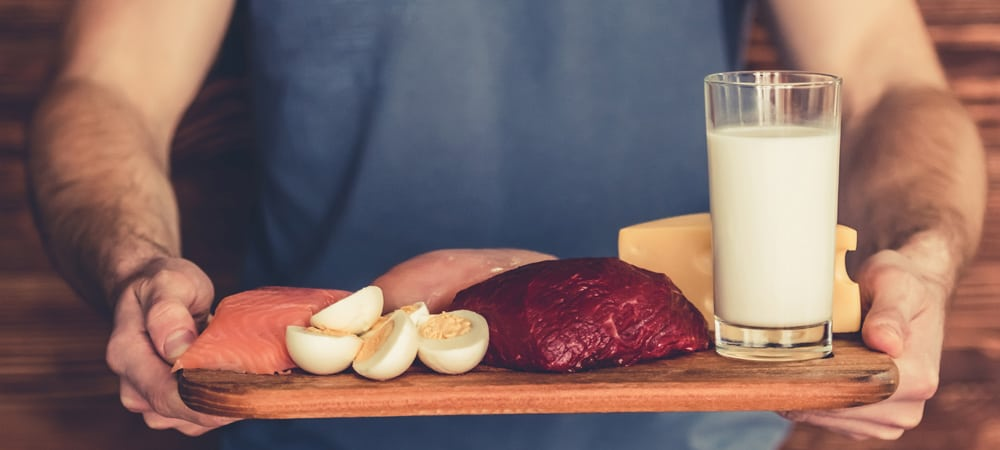 The Best Protein Sources For Men With An Appetite