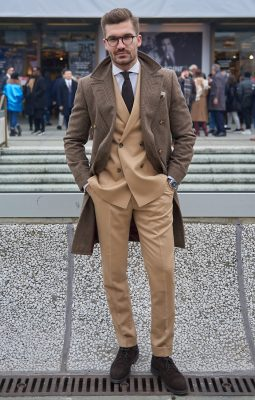 Pitti Uomo 95: The Best Street Style Looks AW19