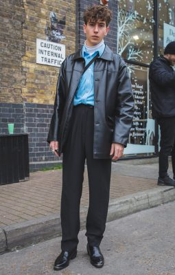 London Fashion Week Men's: The Best Street Style Looks AW19