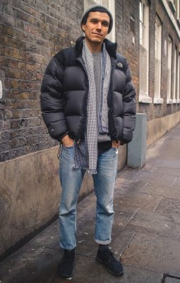 Mico, Photographed in London - Click Photo To See More